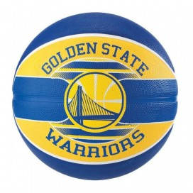 BALON BASKET SPALDING GOLDEN STATE WARRIOS