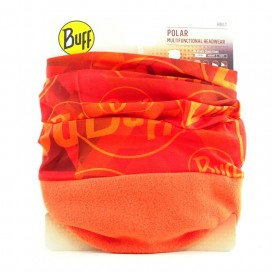 BRAGA POLAR BUFF TIP LOGO ORANGE