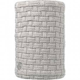 BRAGA BUFF KNITTED & POLAR NECKWARMER AIRON MINERAL GREY