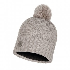 GORRO BUFF KNITTED & POLAR HAT AIRON MINERAL GREY