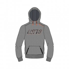 SUDADERA LOTTO DEVIN VII SWEAT FL HD
