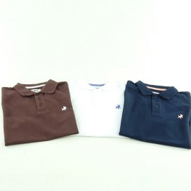 POLO FILIPO CLASSIC MARRON CHOC