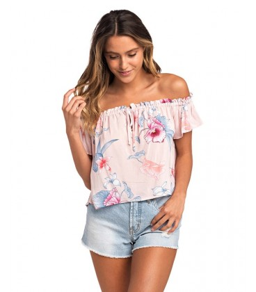 CAMISETA RIP CURL INFUSION FLOWER SHIRT
