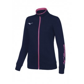 CHAQUETA MIZUNO WOM SWEAT FZ JACKET